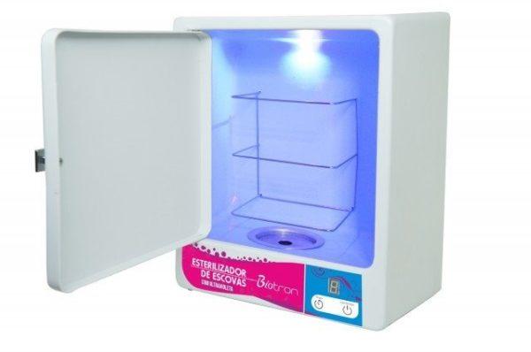 Esterilizador de Escovas com Ultravioleta Biotron