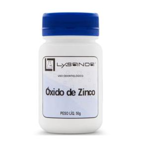 Óxido de Zinco 50g