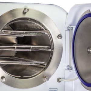 Autoclave Digital Plus - Linha ADVANCE EXTREME EC21D Plus
