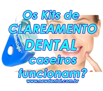 Kit Clareamento Dental Whiteness 44 Funciona Newdental Produtos