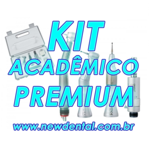 Kit Acadêmico Premium - Dental