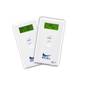 Radiômetro RD7 Digital para Fotopolimerizador