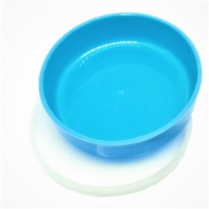capsula de petry plastica 10x2cm lisa