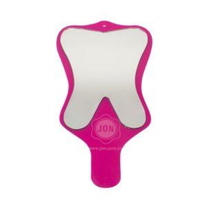 espelho toucador moular com cabo pink