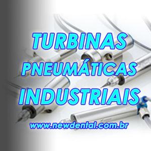 Spindles Pneumáticos CNC