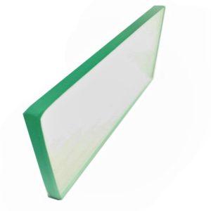 placa de vidro 6mm polida
