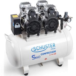 Compressor Schuster S60 – Geração II (220V) Cód: 17000