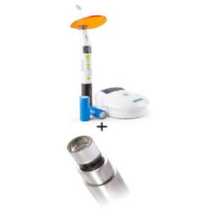 Emitter-C-Wireless-(Sem fio)-Com-Kit-de-Ponteiras-de-Clareamento