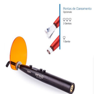 Emitter-D-Wireless-(Sem fio)-Com-Kit-de-Ponteiras-de-Clareamento