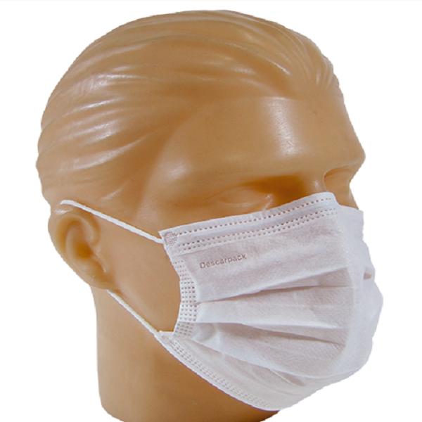 mascara dupla descartável