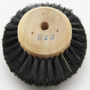 Escova cerdas de javali b23