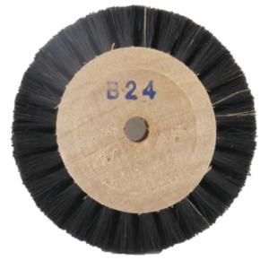 Escova cerdas de javali b24