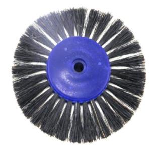 Escova para Polimento com Cerdas de Javali e Tecido - Identlab