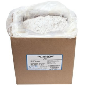 Gesso Pedra para base tipo IV flowstone whipmix 22kg Branco - Identlab