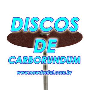 Discos de Carborundum