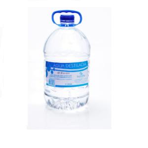 Água para autoclave