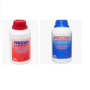 Fixador Prodak- Clean up