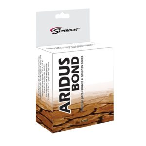 ARIDUS BOND base 3ml catalisador 3ml