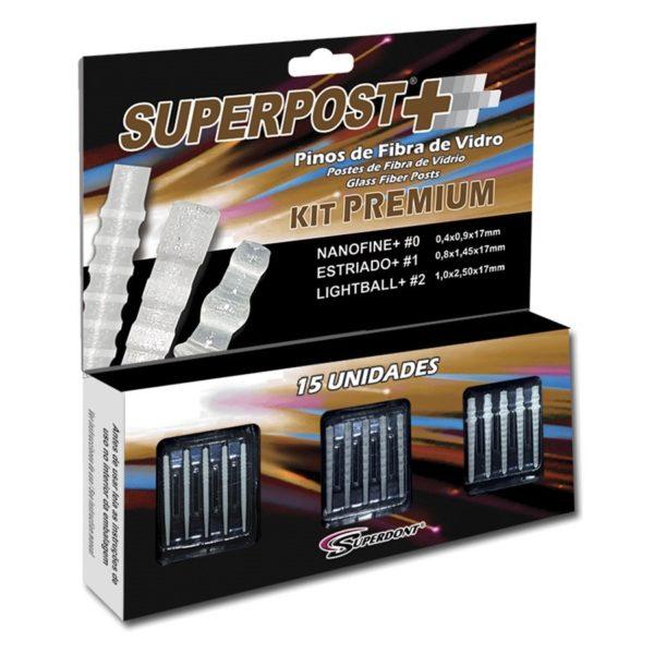 SUPERPOST+ KIT PREMIUM