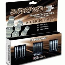 SUPERPOST+ LIGHTBALL KIT - 15 pinos - 3 tam.