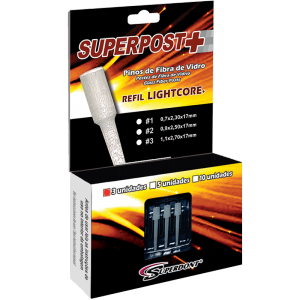 SUPERPOST+ LIGHTCORE REFIL - 3 pinos - Nº 2