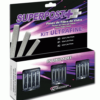 SUPERPOST+ ULTRAFINE KIT - 15 pinos - 3 tamanhos