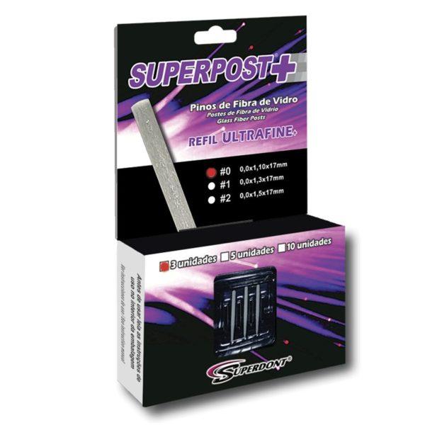 SUPERPOST+ NANOFINE REFIL - 5 pinos - Nº 1