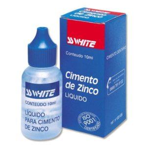 Cimento de Zinco Líquido - SS White