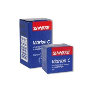 ionômero de Vidro Para Cimentação Vidrion C - SS White