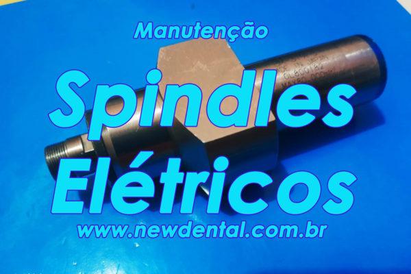 Manutenção Spindle Elétrico Nakanishi