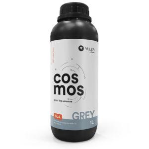 Resina para Impressora 3D Cosmos Grey SLA - Yller