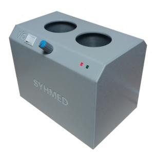 Aquecedor de Gel 02 Cavidades Temperatura Ajustável - Syhmed