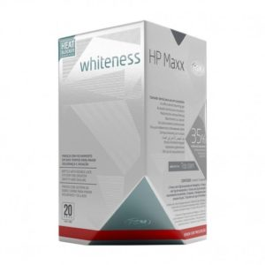 Clareador Whiteness HP Maxx 35% KIT- FGM