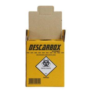 Coletor 7 Litros - Descarbox
