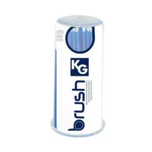 Microaplicador Descartavel Cavibrush Pincel Extra Fino Azul FGM C/100 - KG