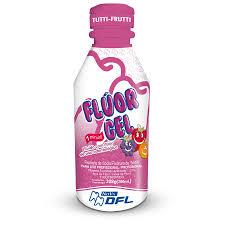 Fluor Gel Topex Acidulado Tutti Frutti 200mL - Nova Dfl