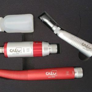 Kit Intra Spray Triplo CR Push Botton Vermelho- Calu