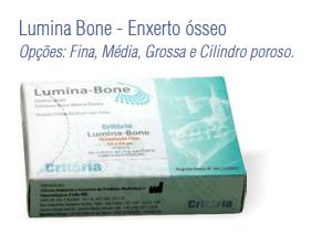 Lumina Bone Enxerto Ósseo Fina -Harte
