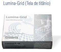 Lumina-Grid (Tela de titânio) -Harte