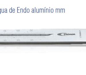 Régua de Endo Alumínio -Harte