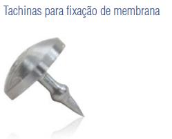 Tachinas para Fixação de Membrana -Harte